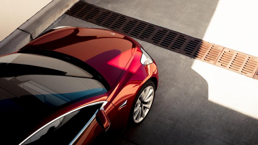 Tesla Model 3 – production entry-level model unveiled Image #690811
