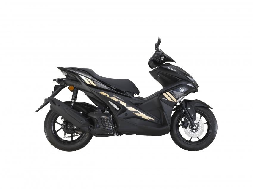 Yamaha NVX 155 dilancarkan di Malaysia – RM10,500 Image #681665
