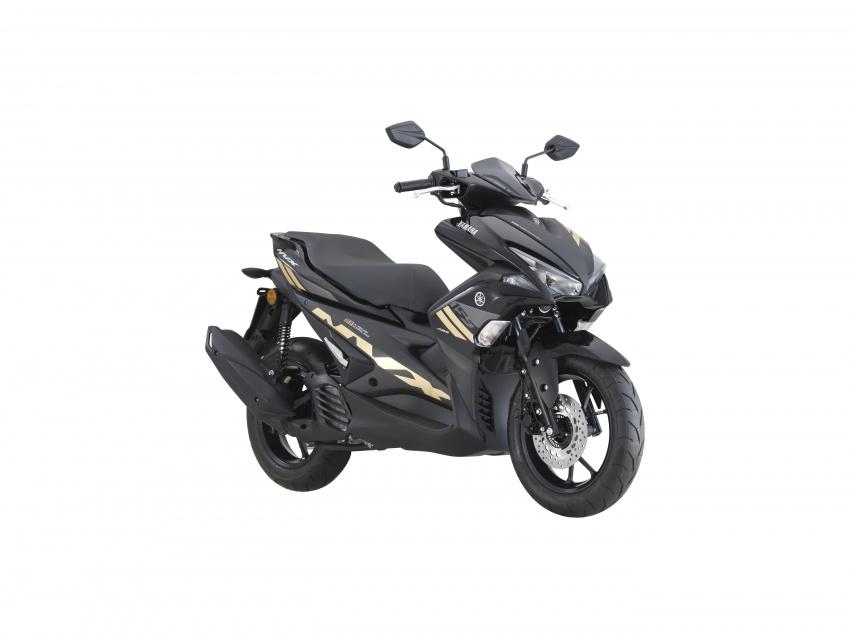 Yamaha NVX 155 dilancarkan di Malaysia – RM10,500 Image #681667
