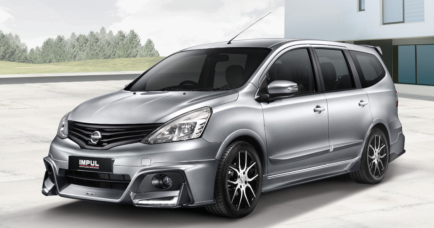 Fair Market Value Car >> Nissan Grand Livina IMPUL packages officially launched in Malaysia, prices start from RM12,800