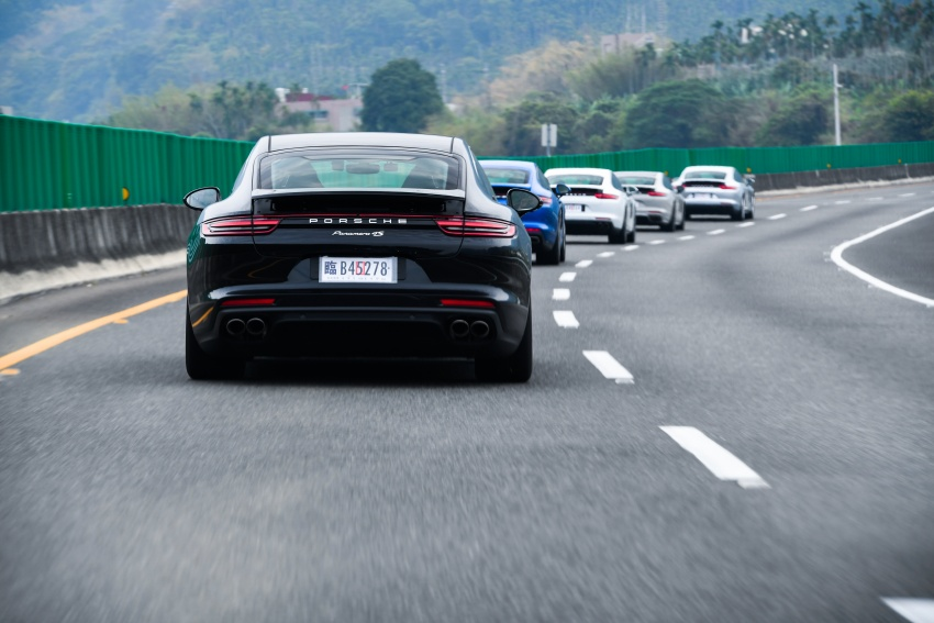 DRIVEN: 2017 Porsche Panamera 4S in Taiwan – take a break Jeeves, because the Boss wants to boss the car Image #678521