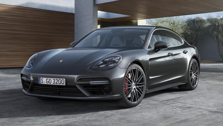 Porsche Panamera Turbo baharu kini di Malaysia – 4.0 liter V8 turbo berkembar, 550 hp/770 Nm, RM1.55 juta Image #684227