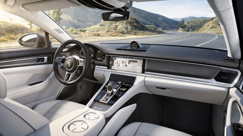 Porsche Panamera Turbo baharu kini di Malaysia – 4.0 liter V8 turbo berkembar, 550 hp/770 Nm, RM1.55 juta Image #684225