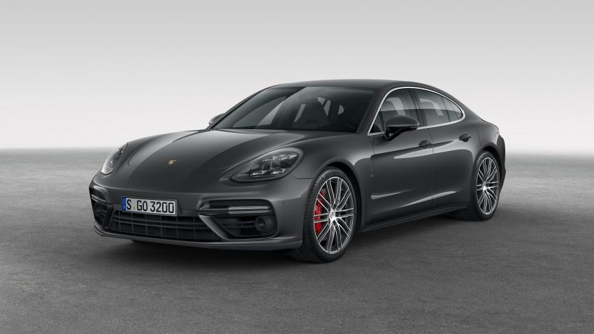 Porsche Panamera Turbo baharu kini di Malaysia – 4.0 liter V8 turbo berkembar, 550 hp/770 Nm, RM1.55 juta Image #684223