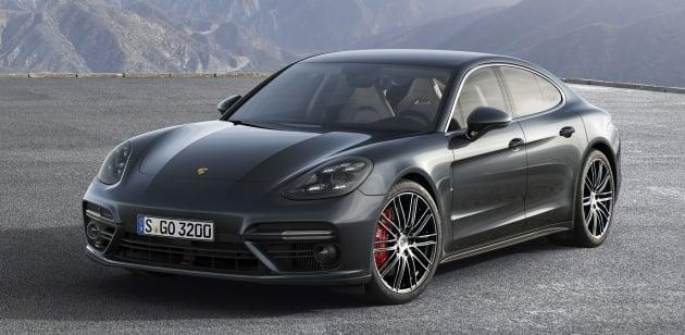 Porsche Panamera Turbo Lands In Malaysia Rm155m