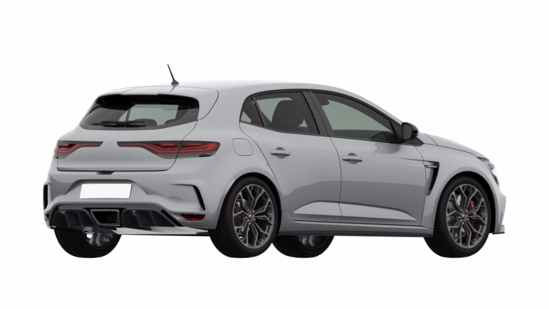 New Renault Megane RS fully revealed in patent filing Paul ...