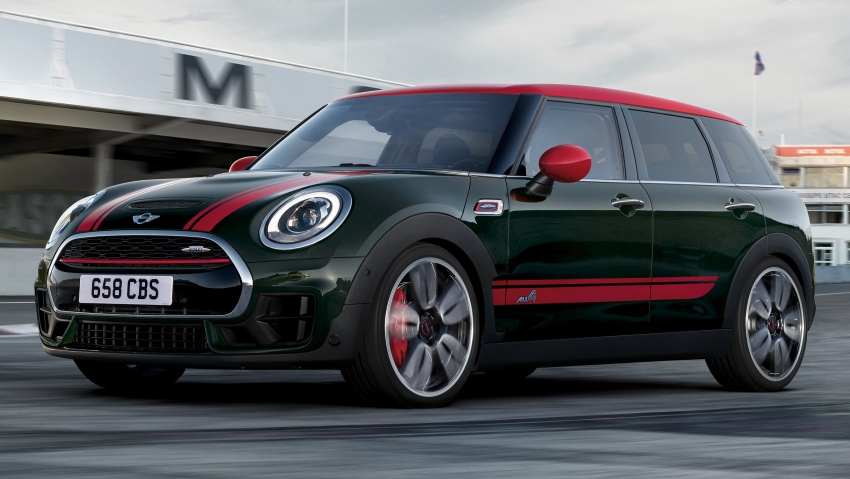 MINI John Cooper Works Clubman launched in Malaysia – 231 hp, 0-100 km/h in 6.3 secs, RM328,888 Image #684021