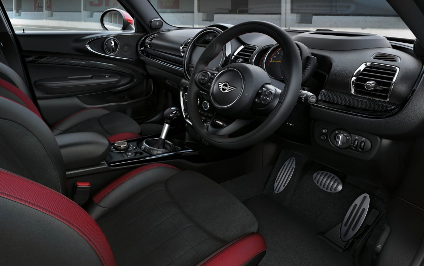 MINI John Cooper Works Clubman launched in Malaysia – 231 hp, 0-100 km/h in 6.3 secs, RM328,888 Image #684022