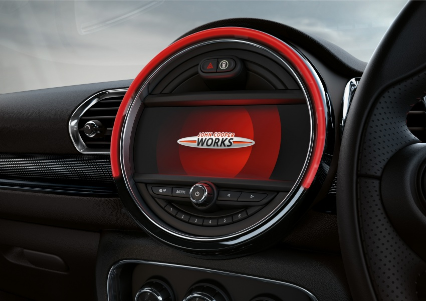 MINI John Cooper Works Clubman launched in Malaysia – 231 hp, 0-100 km/h in 6.3 secs, RM328,888 Image #684023