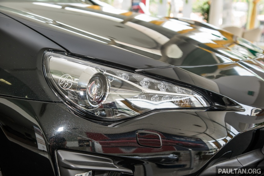 Toyota 86 facelift kini di Malaysia – RM258k ke RM264k Image #687206