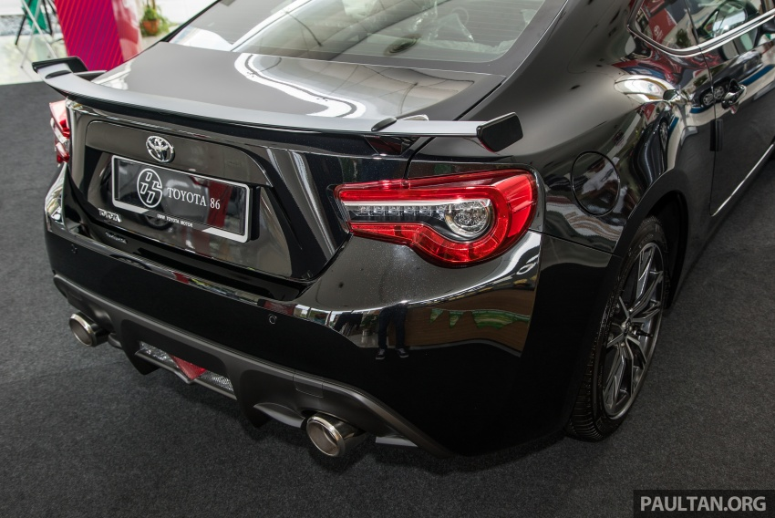 Toyota 86 facelift kini di Malaysia – RM258k ke RM264k Image #687223