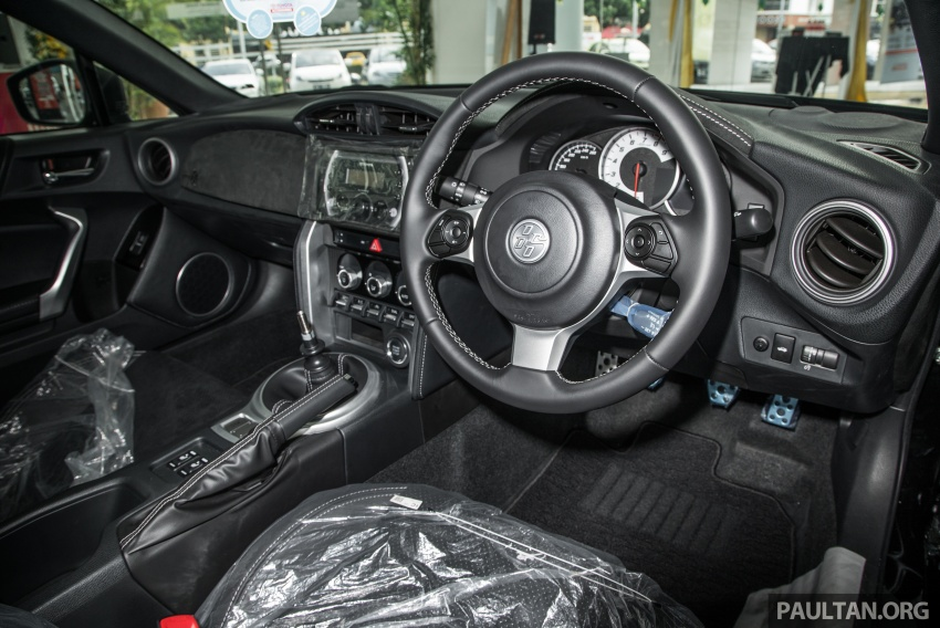 Toyota 86 facelift kini di Malaysia – RM258k ke RM264k Image #687225