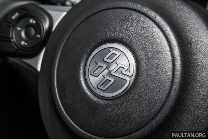 Toyota 86 facelift kini di Malaysia – RM258k ke RM264k Image #687229