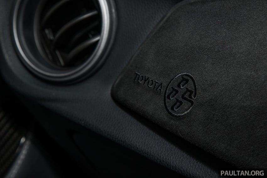 Toyota 86 facelift kini di Malaysia – RM258k ke RM264k Image #687240
