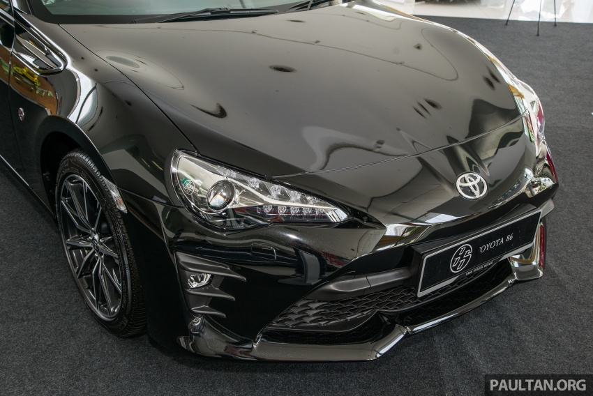 Toyota 86 facelift kini di Malaysia – RM258k ke RM264k Image #687202