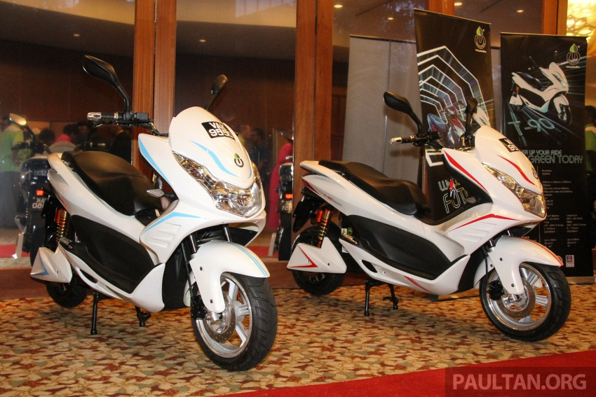 2017 Treeletrik T-90 e-bike launched – from RM10,494 Image #686153