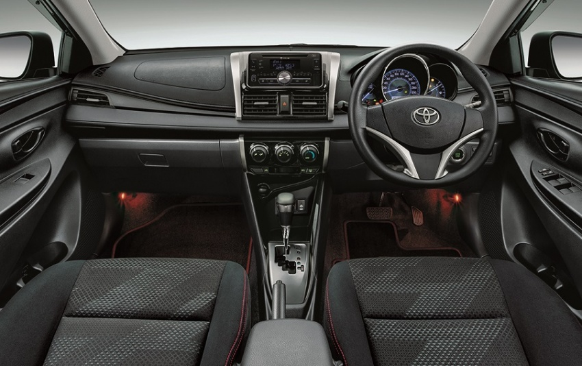 Toyota Vios Sports Edition open for booking – RM85k Image #684584