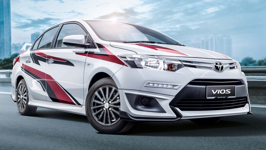 Toyota Vios Sports Edition open for booking – RM85k Image #684585