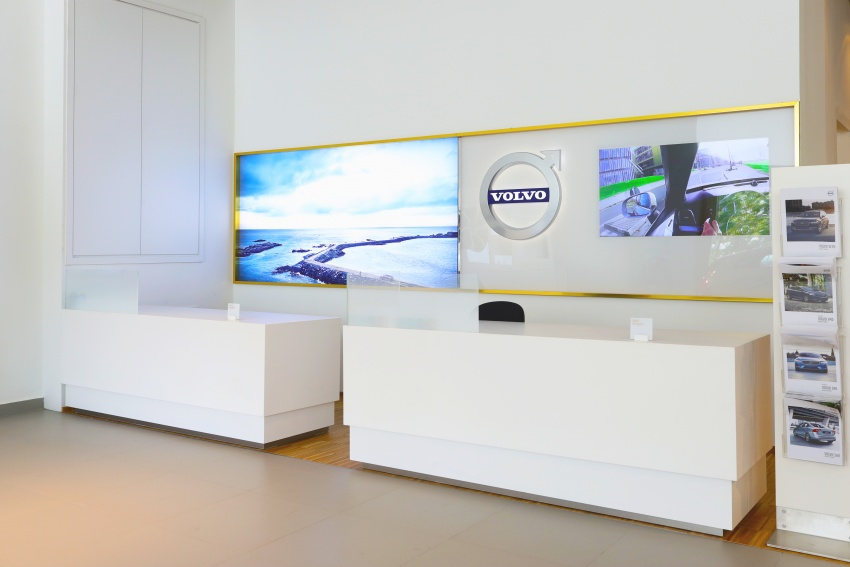 Volvo Car Malaysia opens new 3S centre in Penang Image #680408