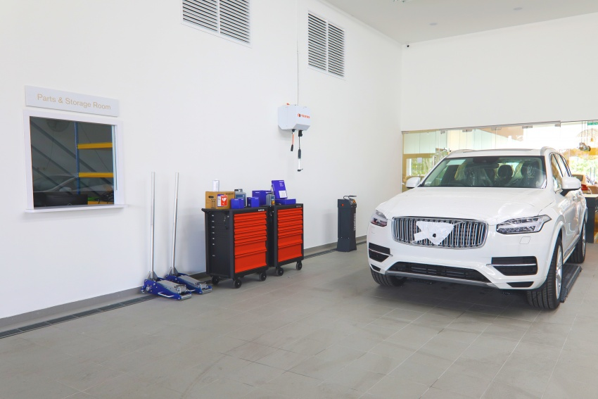 Volvo Car Malaysia opens new 3S centre in Penang Image #680411