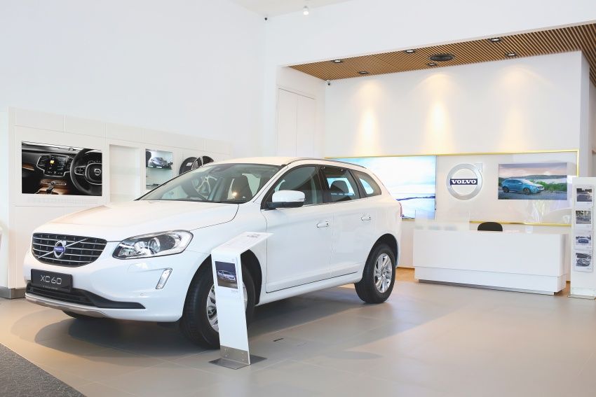 Volvo Car Malaysia opens new 3S centre in Penang Image #680412