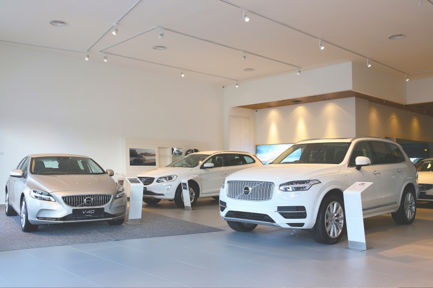 Volvo Car Malaysia opens new 3S centre in Penang Image #680414