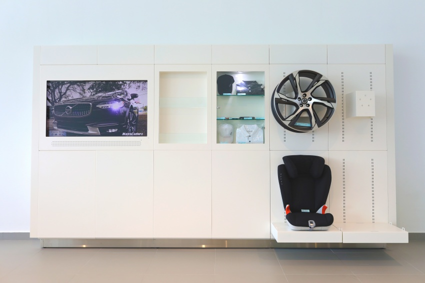 Volvo Car Malaysia opens new 3S centre in Penang Image #680398