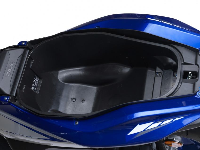 Yamaha NVX 155 dilancarkan di Malaysia – RM10,500 Image #681697