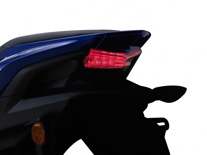 Yamaha NVX 155 dilancarkan di Malaysia – RM10,500 Image #681698