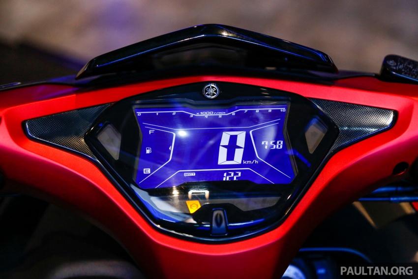 2017 Yamaha NVX 155 cc scooter in Malaysia, RM10.5k Image #681797