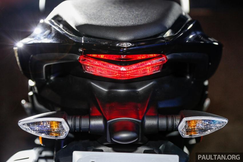 Yamaha NVX 155 dilancarkan di Malaysia – RM10,500 Image #681774