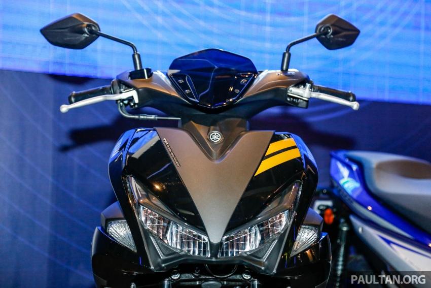 Yamaha NVX 155 dilancarkan di Malaysia – RM10,500 Image #681750