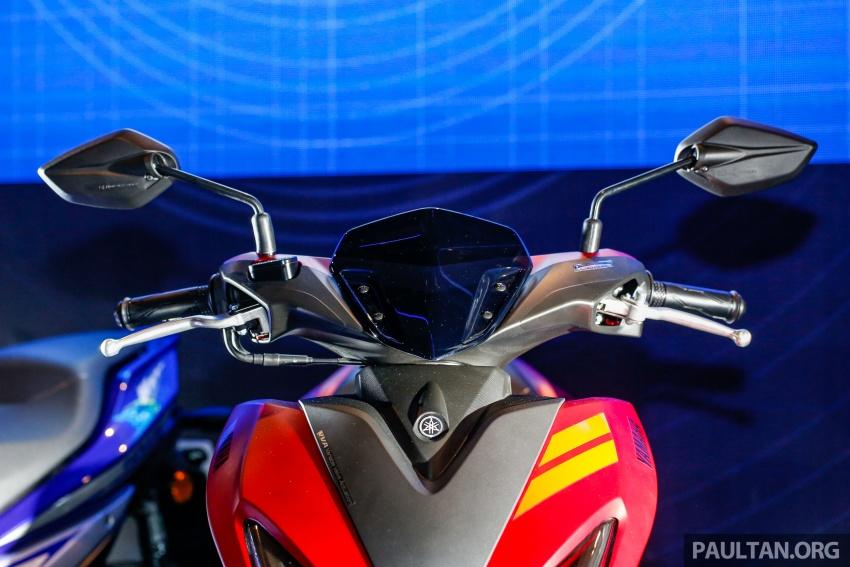 Yamaha NVX 155 dilancarkan di Malaysia – RM10,500 Image #681751