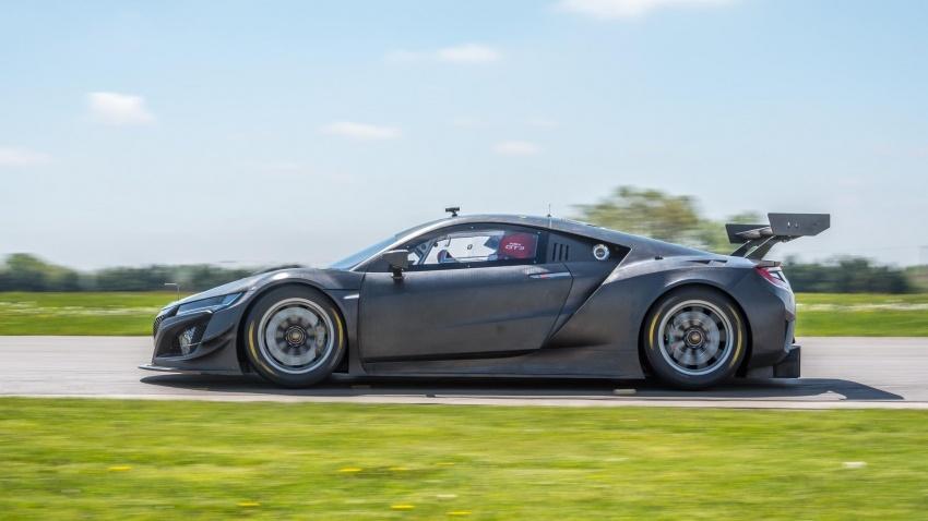 Jentera perlumbaan sebenar Acura NSX GT3 mula dijual untuk peringkat global – bermula RM2.6 juta Image #690045