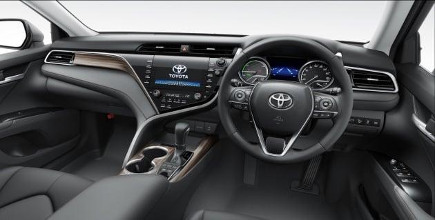 2018 Toyota Camry Hybrid On Sale In Japan 33 4 Km L
