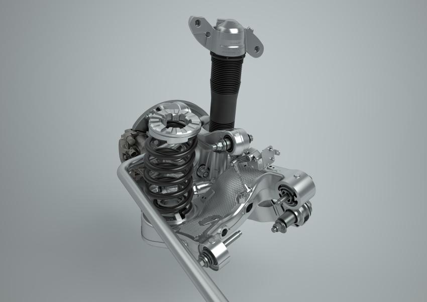 Jaguar E-Pace diperkenalkan – SUV kompak dengan pilihan dua enjin Ingenium, kuasa antara 150 ke 300 PS Image #683221