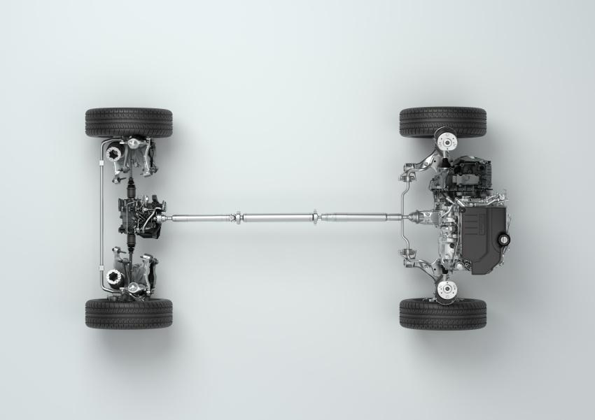Jaguar E-Pace diperkenalkan – SUV kompak dengan pilihan dua enjin Ingenium, kuasa antara 150 ke 300 PS Image #683224