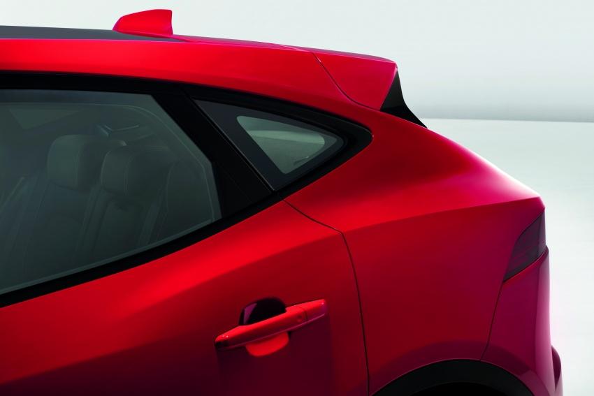 New Jaguar E-Pace compact SUV – an X1, Q3 rival Image #683010