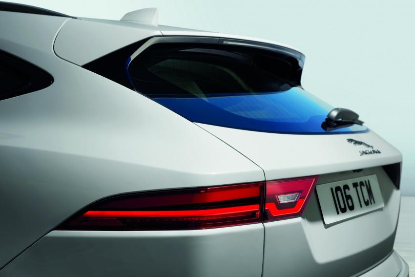 New Jaguar E-Pace compact SUV – an X1, Q3 rival Image #683011