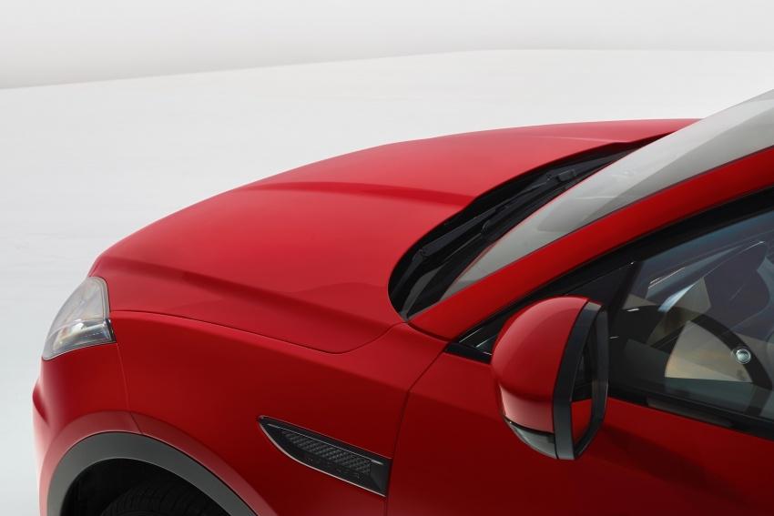 New Jaguar E-Pace compact SUV – an X1, Q3 rival Image #683013