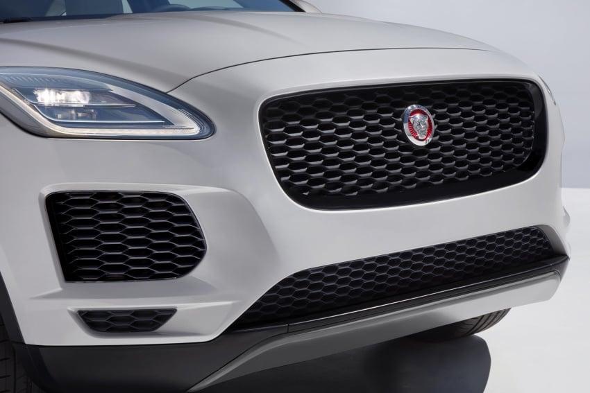 New Jaguar E-Pace compact SUV – an X1, Q3 rival Image #683020