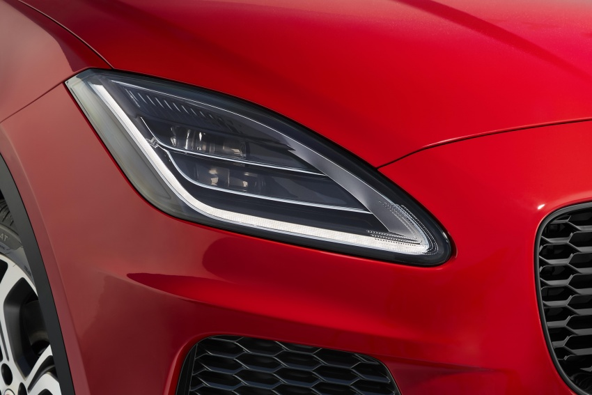 New Jaguar E-Pace compact SUV – an X1, Q3 rival Image #683021