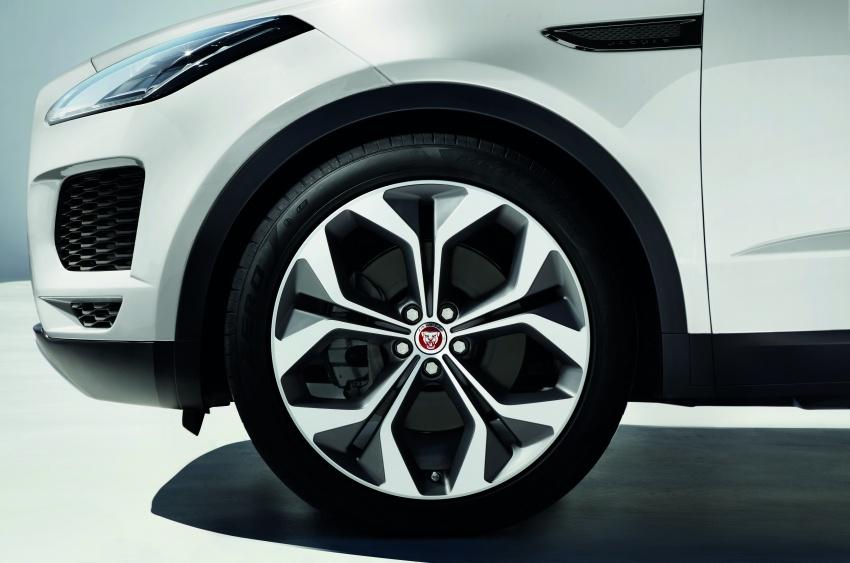 New Jaguar E-Pace compact SUV – an X1, Q3 rival Image #683023
