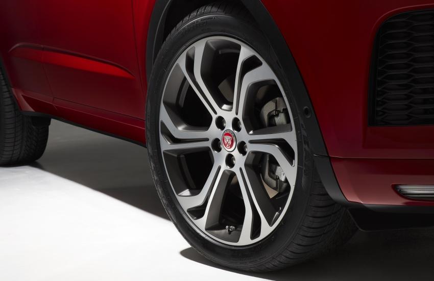 New Jaguar E-Pace compact SUV – an X1, Q3 rival Image #683024