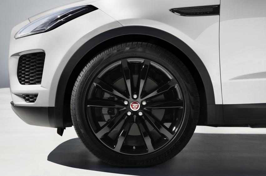 New Jaguar E-Pace compact SUV – an X1, Q3 rival Image #683025