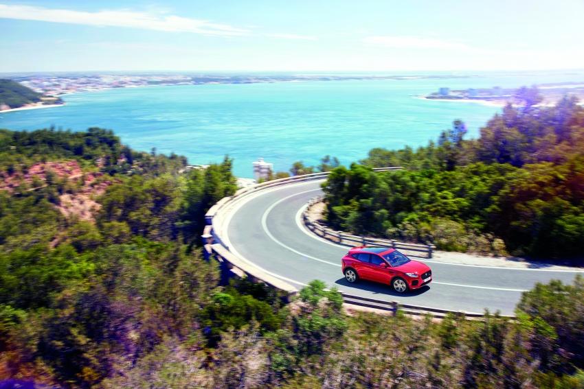 New Jaguar E-Pace compact SUV – an X1, Q3 rival Image #682964