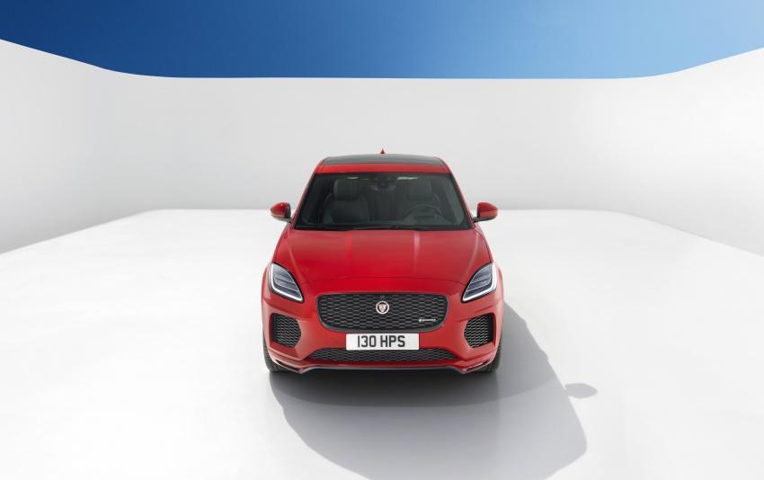 New Jaguar E-Pace compact SUV – an X1, Q3 rival Image #682982
