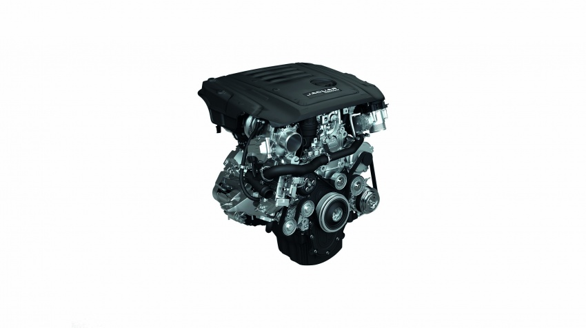 New Jaguar E-Pace compact SUV – an X1, Q3 rival Image #683034