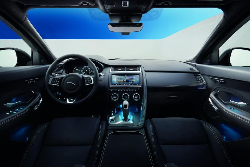 New Jaguar E-Pace compact SUV – an X1, Q3 rival Image #683036