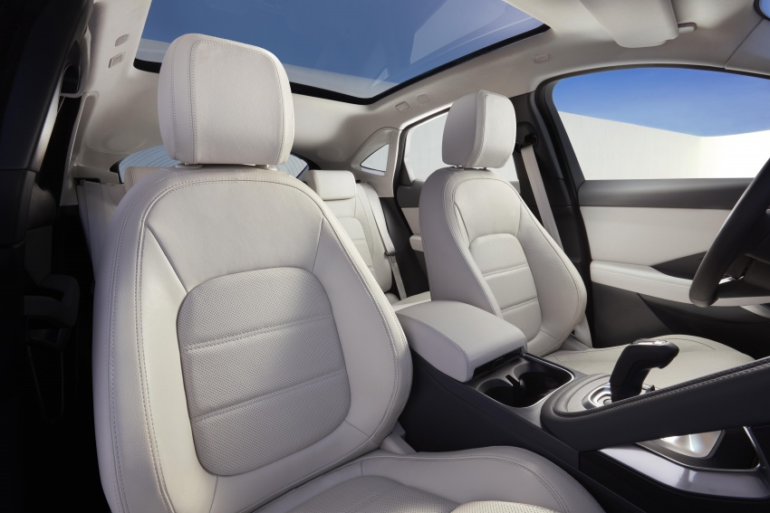 New Jaguar E-Pace compact SUV – an X1, Q3 rival Image #683041